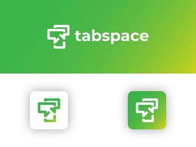 Tabspace space tab tabspace logocorechallenge vector logomark logochallenge branding design design logodesign logocore logo