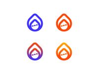 Logo concept #1 (service company)