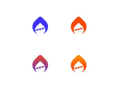 Logo concept #2 (service company)