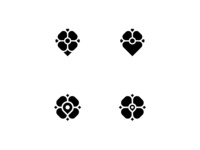 Flower Spot (Logo concept)