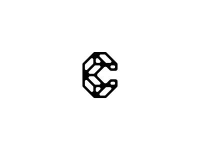 Letter C 36daysoftype-c 36daysoftype letter c letter type typography branding branding design vector logomark design logodesign logo