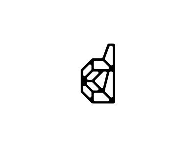 Letter D d lettermark logodesign logomark logo design branding design branding letter d letter type 36daysoftype-d 36dayoftype
