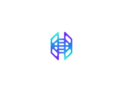 Letter H h lettermark logodesign logomark logo design typedesign typography art typography letter h letter type 36daysoftype-h 36daysoftype06 36daysoftype