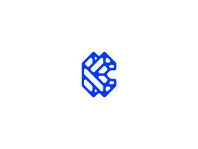 Letter K lettermark logodesign logomark logo design typedesign typography art typography letter k letter type 36daysoftype-k 36daysoftype06 36daysoftype