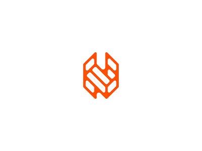 Letter N lettermark logodesign logomark logo design typedesign typography art typography letter n letter type 36daysoftype-n 36daysoftype06 36daysoftype