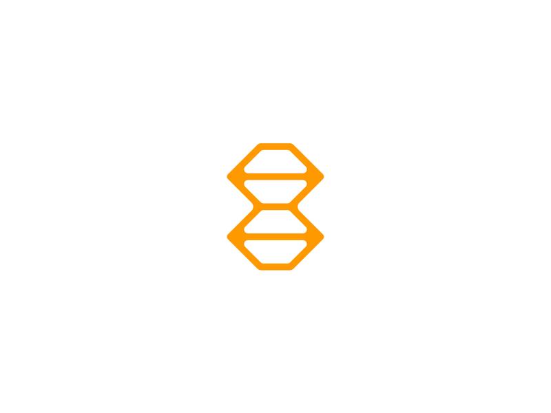 Number 8 numbers number 8 number 8 lettermark logodesign logomark logo design typedesign typography art typography letter type 36daysoftype-8 36daysoftype06 36daysoftype