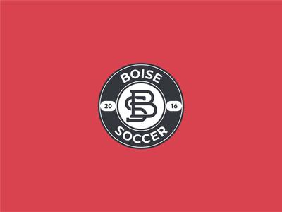 Boise Soccer Badge