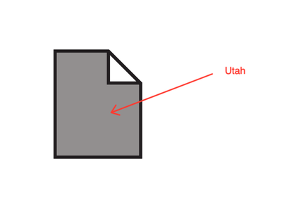 Fileshape Utah