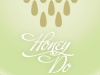 HoneyDo Branding and UI