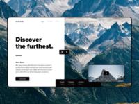 Explore Web UI