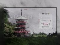 Japan UI design