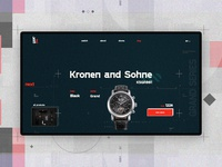 Screen watch UI UX