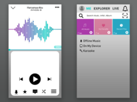 music player application