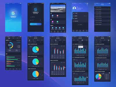 Visual Data App Design