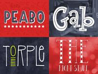 Mini Fonts