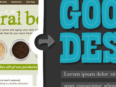 Slideshow Banner slideshow typography