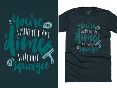 Squeegee seinfeld squeegee quote print tshirt