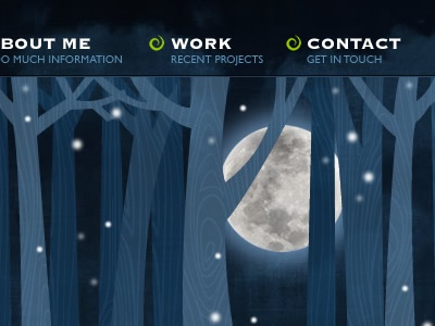 Portfolio site redesign portfolio texture illustration