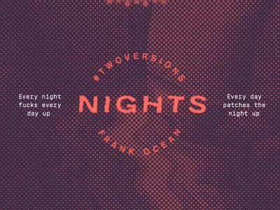 Nights 🌉