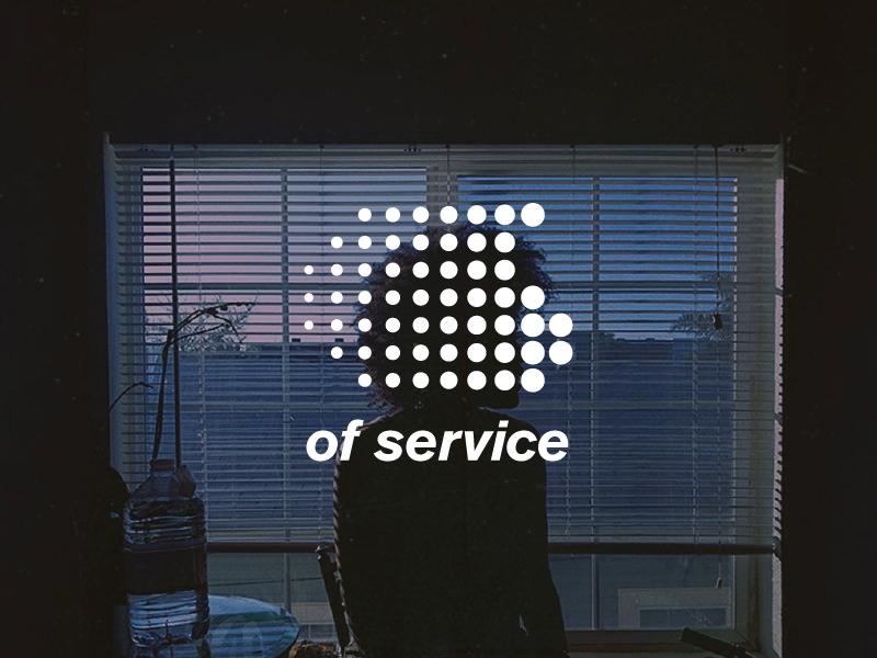 Of service logo
