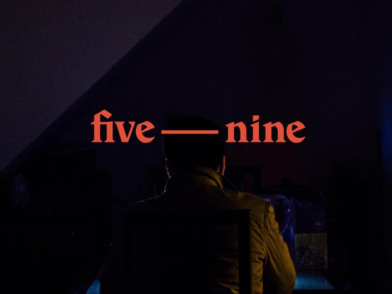 Five to nine dribbble