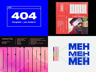 2018 🤷♂️ design retro layout typography type texture vector