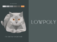 Lowpoly-pet one