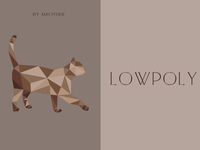 Lowpoly-pet two