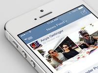VK App for VK Designers Contest
