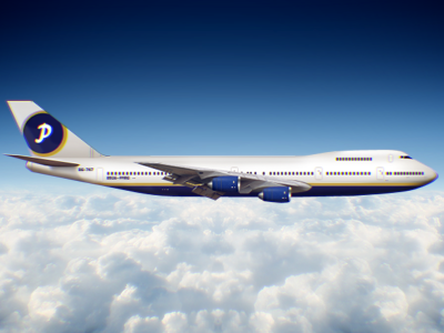 Boeing 747 airplane photoshop illustrator ios game sky boeing fly debut