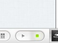 Play/Stop toggle in AppleInsider.ru App