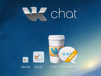 Icons for VK Chat
