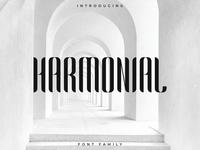 Harmonial Font Family – Sans Serif