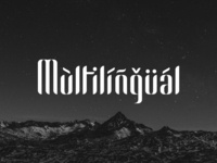Harmonial Font Family – Sans Serif – Multilingual