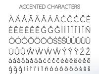 Basicaline Font Family – Sans Serif – Regular 3