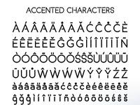 Basicaline Font Family – Sans Serif – Bold 3