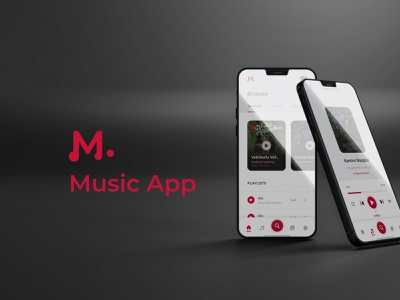 Music Mobile App Design | Music Listing android app development music library my music online music music listing ui music app ui android design apple music ios music ios app android app design inspiration ui music listing music app design music app android app