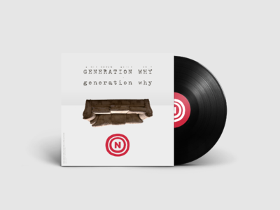 Generation Why EP - Record Sleeve