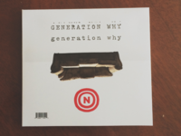 Generation Why (EP Cover) I