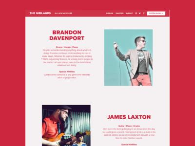 The Noolands Website (About)