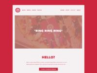 The Noolands Website 2.0 (Contact)