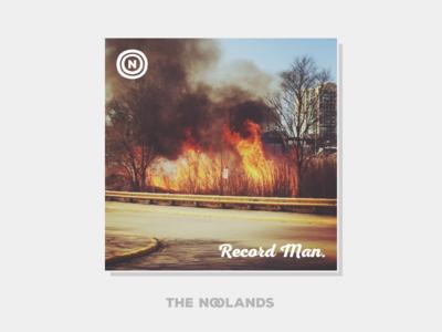 Record Man (Record Cover)
