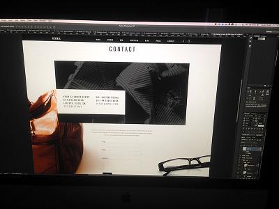 Reverse Contact form contact woocommerce slider shop ecommerce flat minimal clean mini cart