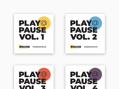 Custom Spotify Album Covers playlist volume music social assets digital design social media album spotify branding