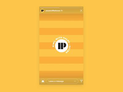 Social Media Branded Audio Visualizer instagram stories waveforms audio visualizer music story social media instagram insta