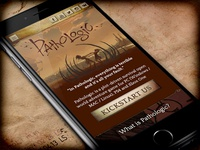 Pathologic Game Website