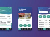 AskHomey App Design web design agency ui web design branding design agency app designer app design app