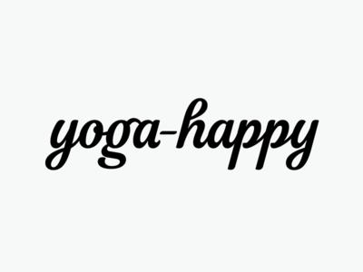 Logo for yoga-happy.com