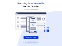 Searching For An Internship