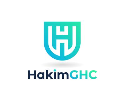 H shield logo